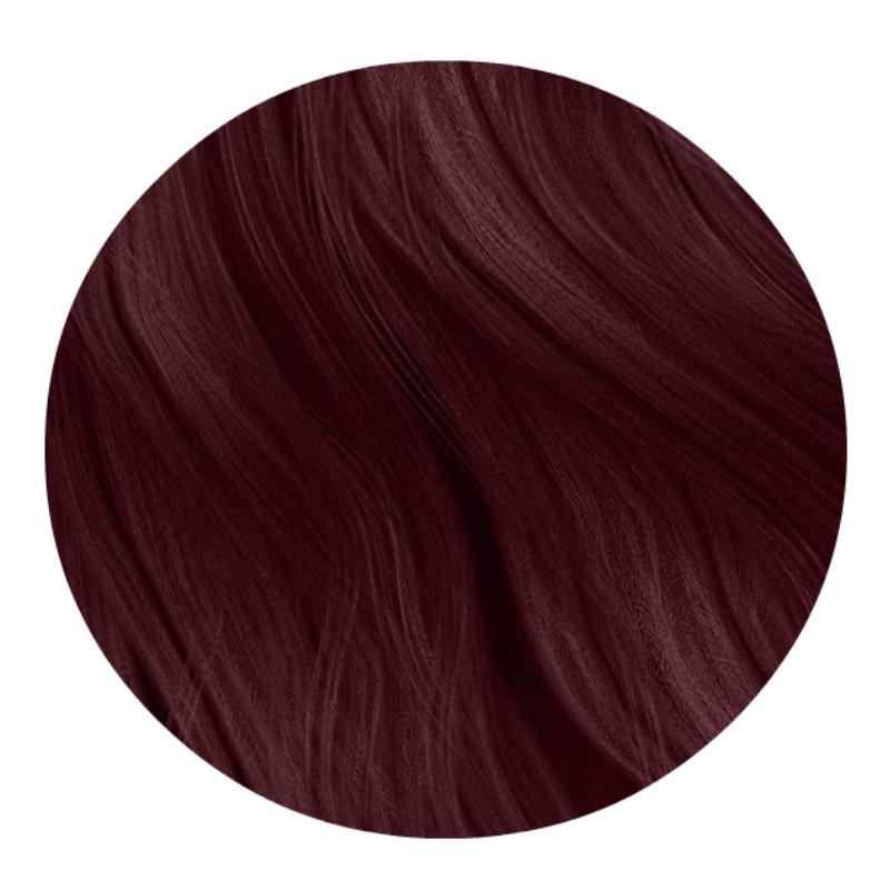 Крем-краска Hair Company IM 5.56 светло-каштановый махагон красный 100 мл