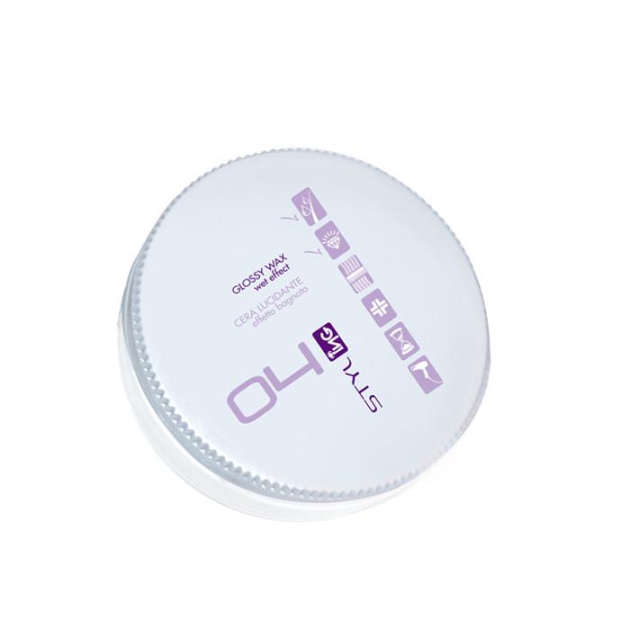 Воск-блеск для волос №4 Ing Professional Styl Glossy Wax 100 мл