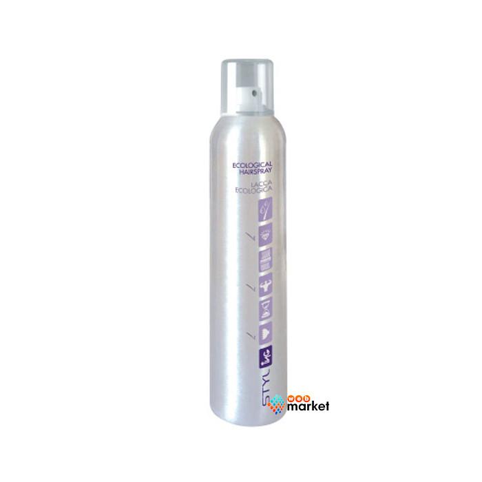 Био-лак для волос Ing Professional Styl сильной фиксации 300 мл