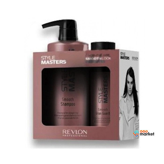 Набор Revlon Professional Style Masters Smooth Duo Pack разглаживающий 150 + 400 мл