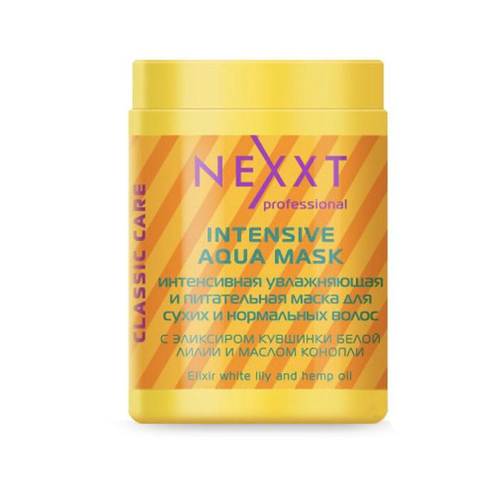 Маска Nexxt Professional для сухих и нормальных волос 1000 мл