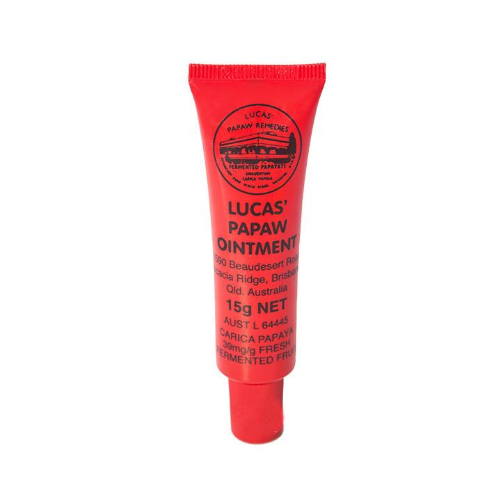 Бальзам для губ Lucas Papaw Ointment из плодов папайи 15 г