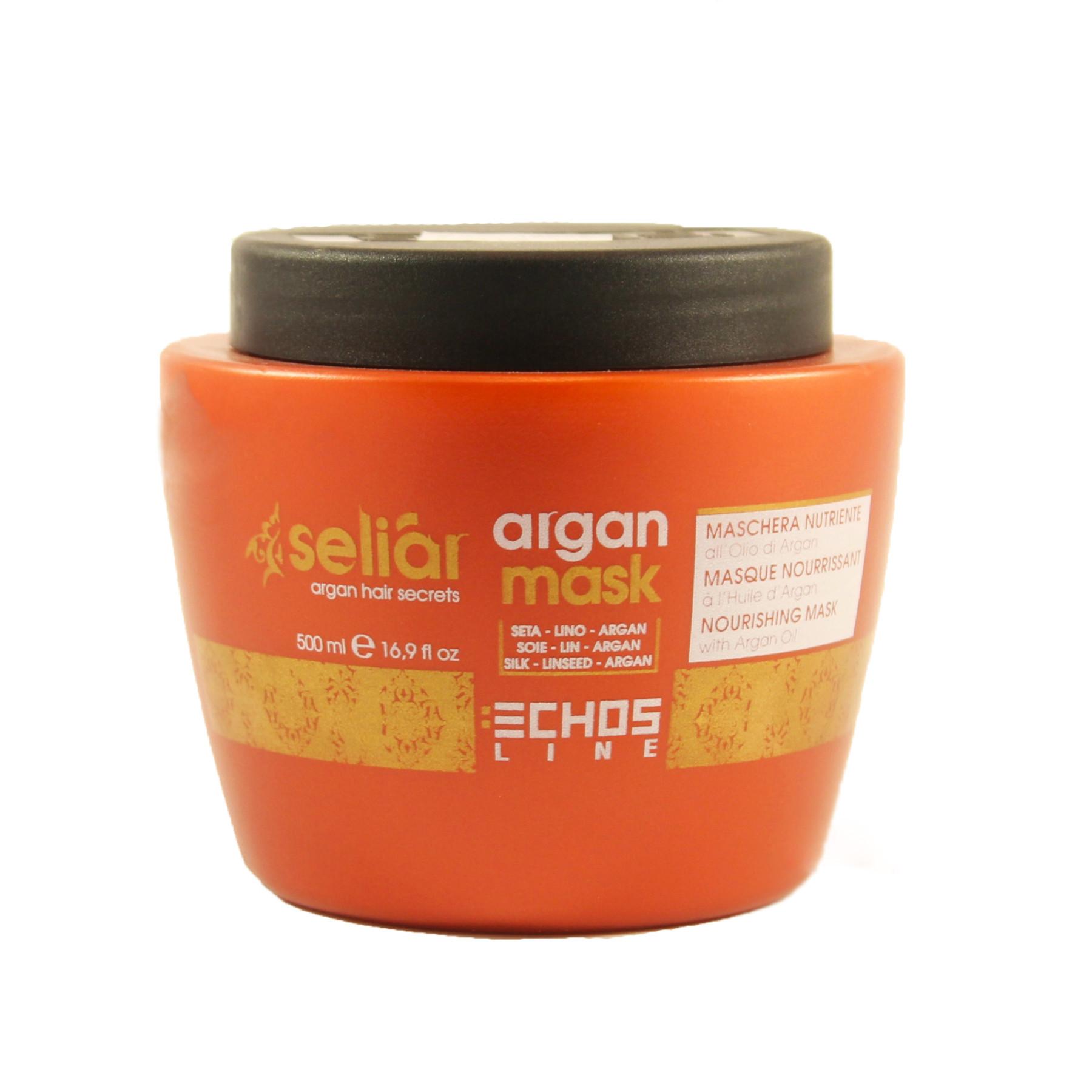 Маска Echosline Seliar питательная с аргановым маслом 500 мл