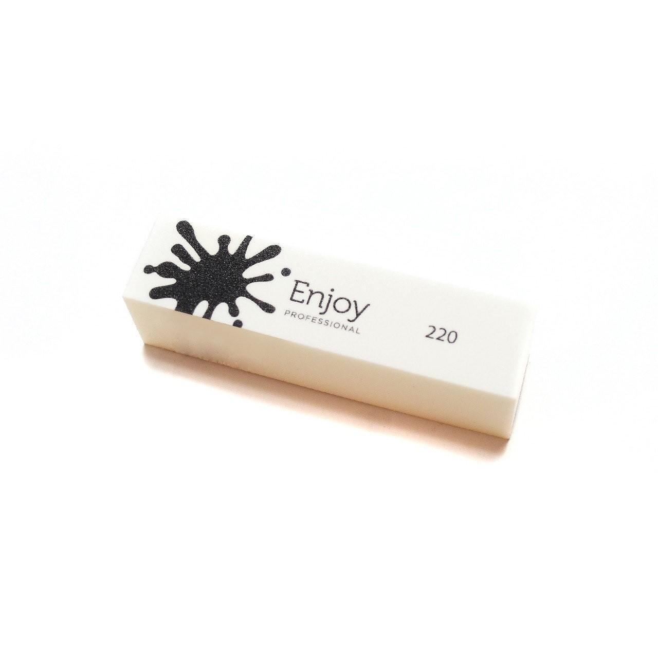 Бафик для ногтей Enjoy Professional mini 220