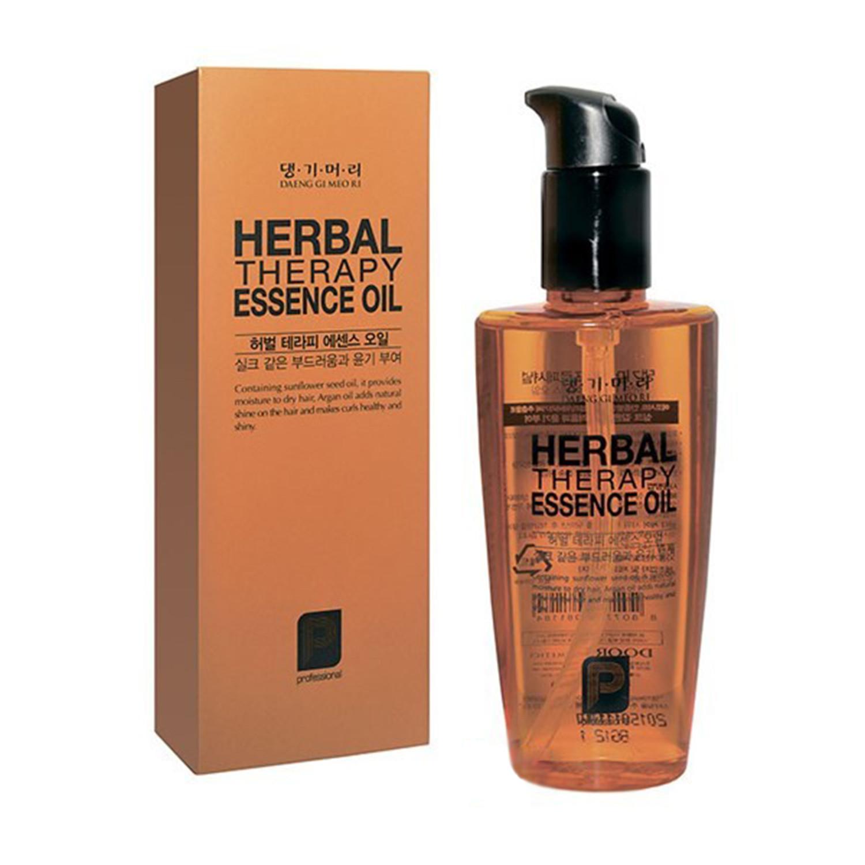 Масло Daeng Gi Meo Ri Professional Herbal therapy essence oil На основе целебных трав 140 мл