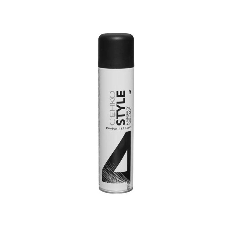 Лак для волос C:EHKO Style брилиант 4 400 мл