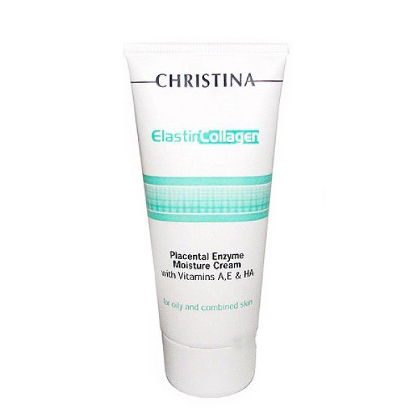 Крем Christina Elastin Collagen Placental Enzyme Moisture Cream 60 мл