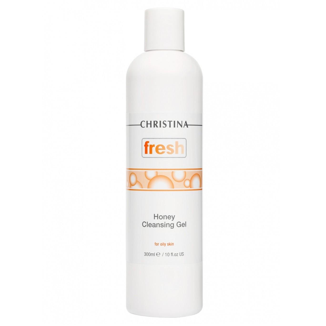 Гель-мыло Christina Fresh Honey Cleansing Gel для жирной кожи 300 мл