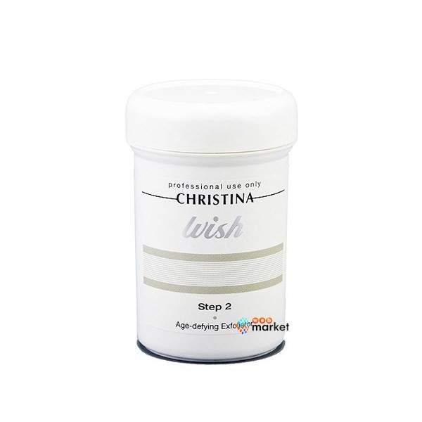 Эксфолиатор Christina Wish Age-Defying Exfoliator 2 шаг 250 мл