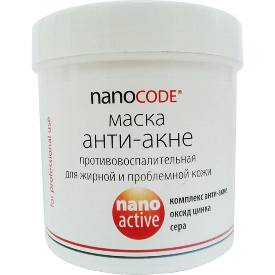 Маска для лица Nanocode анти-акне 250 мл