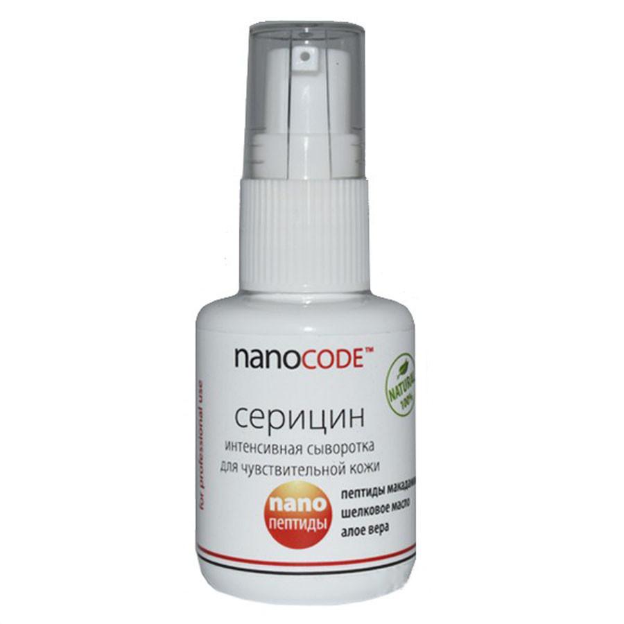 Сыворотка Nanocode Серицин 30 мл