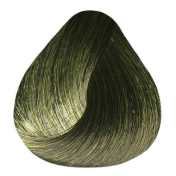 Стойкая крем-краска Estel De Luxe LC/22 зеленый корректор 60 мл