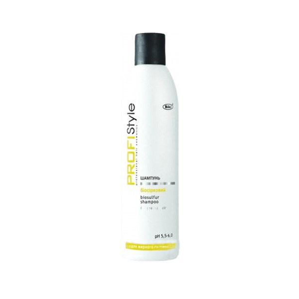 Биосерный шампунь ProfiStyle Care для жирных волос 250 мл