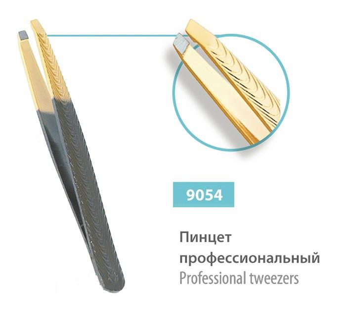 Пинцет прямой SPL 9054