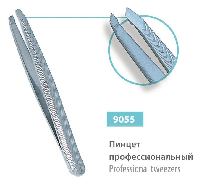 Пинцет прямой SPL 9055