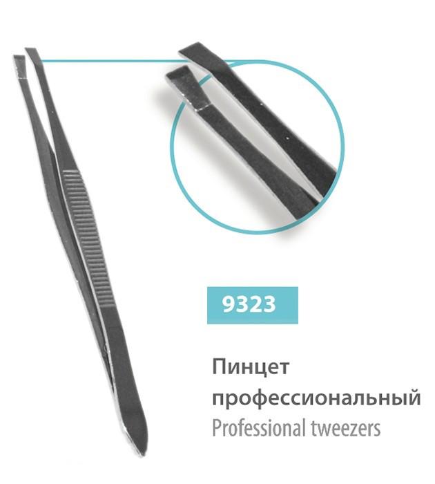 Пинцет прямой SPL 9323