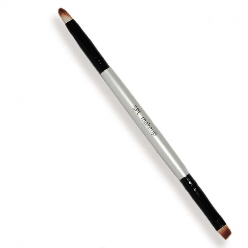 Кисточка для макияжа SPL 97522 двусторонняя