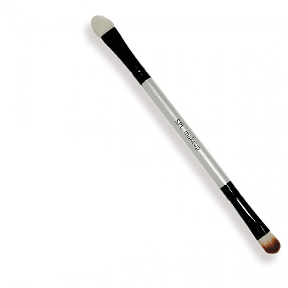 Кисточка для макияжа SPL 97524 двусторонняя с аппликатором