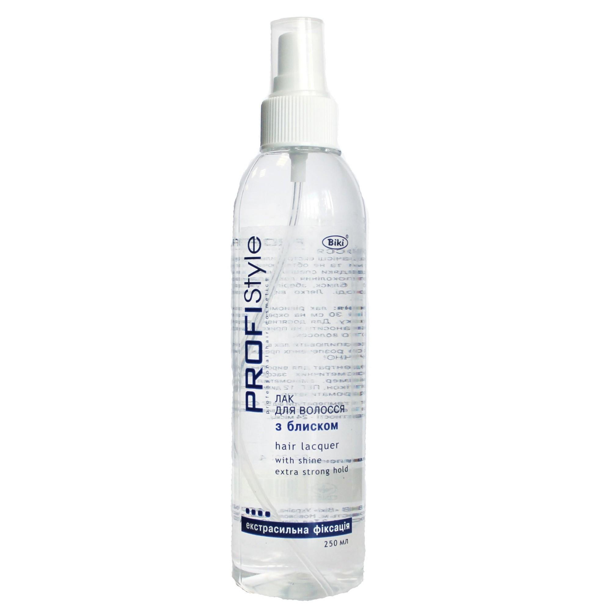 Лак для волос ProfiStyle экстрасильная фиксация 250 мл