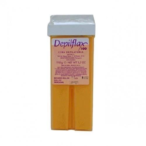 Воск кассетный Depilflax золото 110 мл