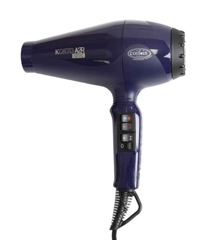 Фен для волос Coifin A2R Korto Ionic синий