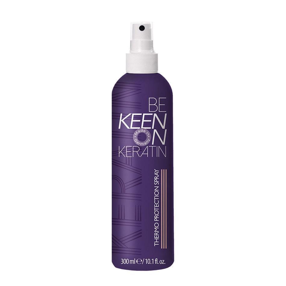 Спрей Keen с термозащитой 2 фаза ламинирования волос 300 мл