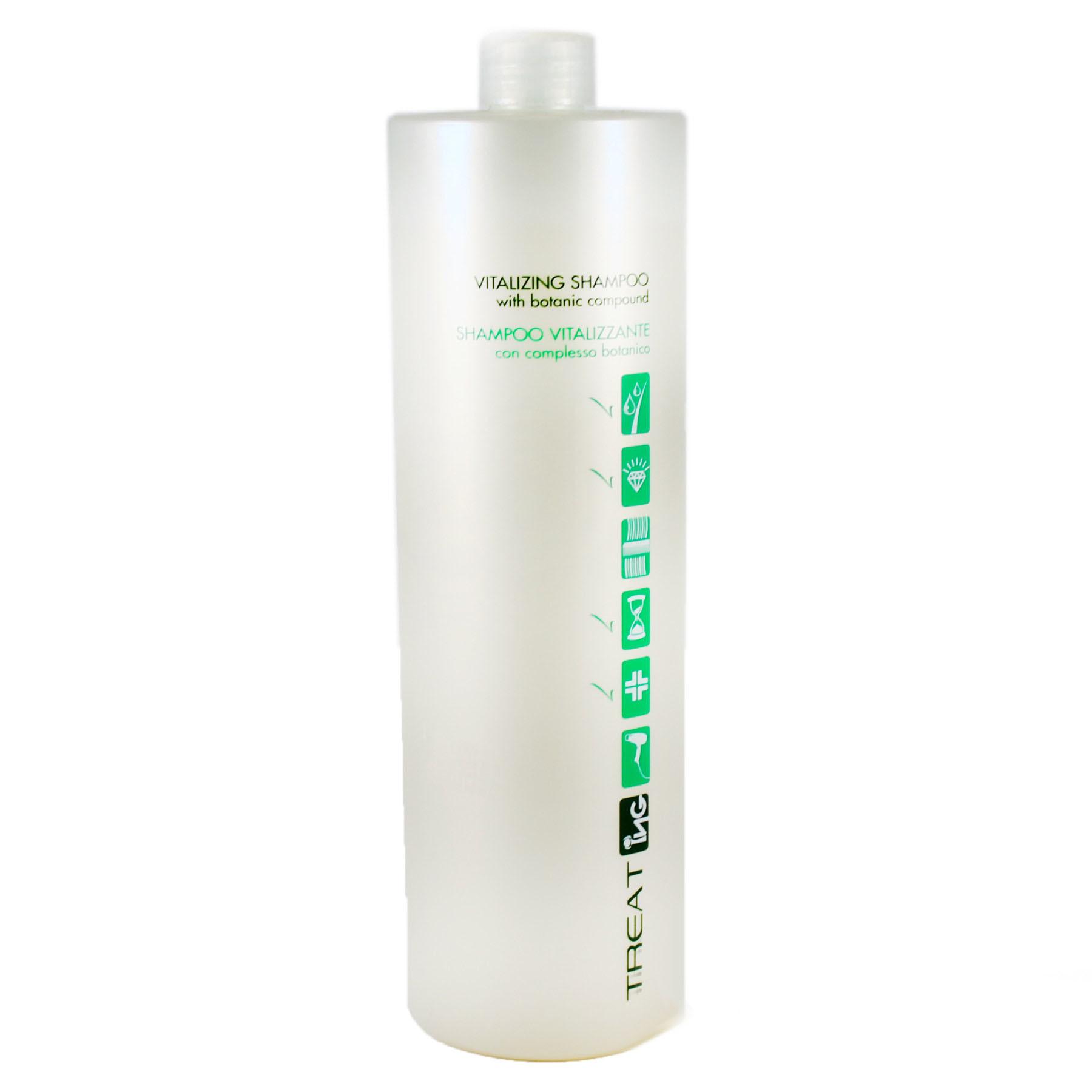 Шампунь Ing для укрепления волос 1000 мл