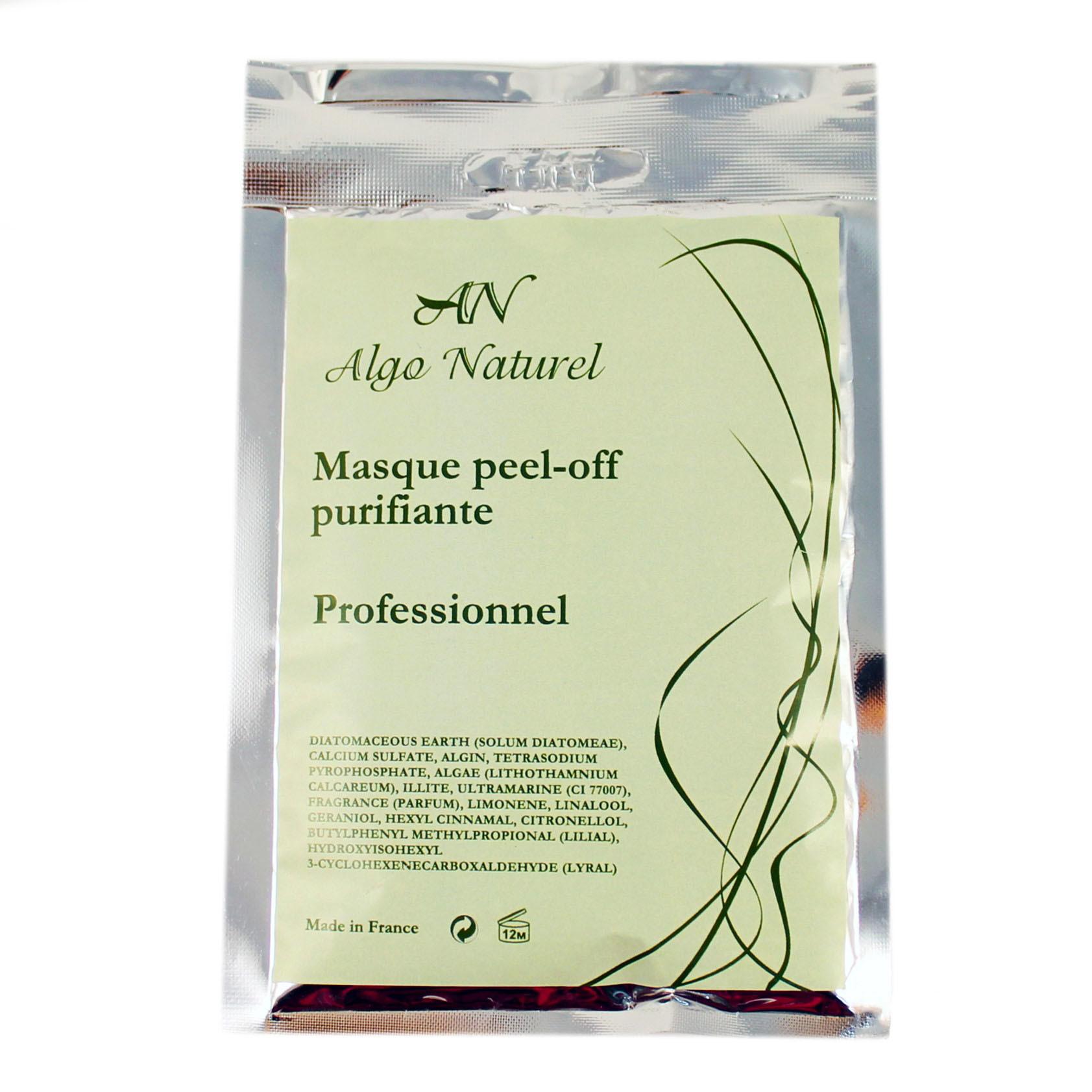 Альгинатная маска Algo Naturel регенерирующая 25 г