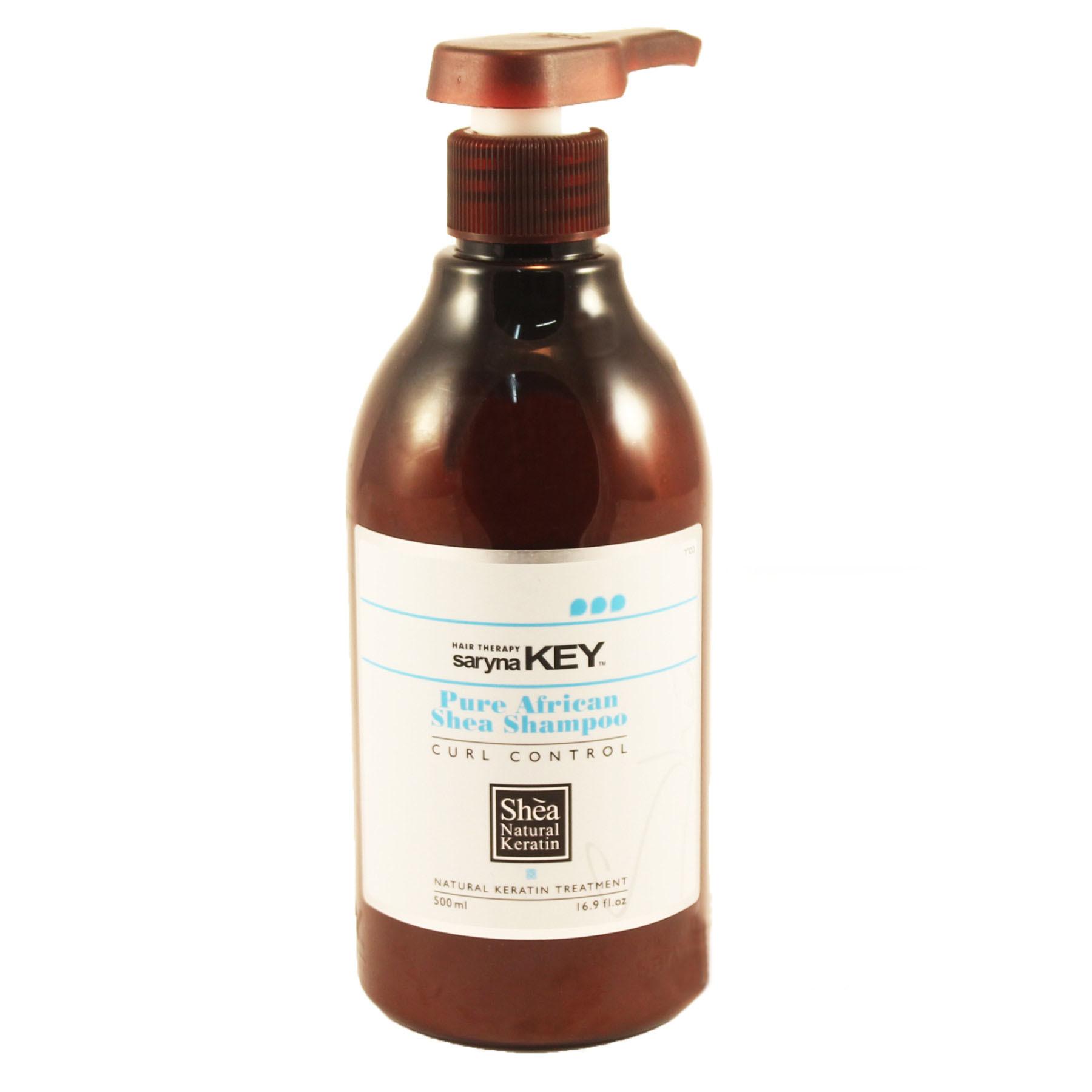 Шампунь Saryna Key Curl Control восстанавливающий для въющихся волос 500 мл