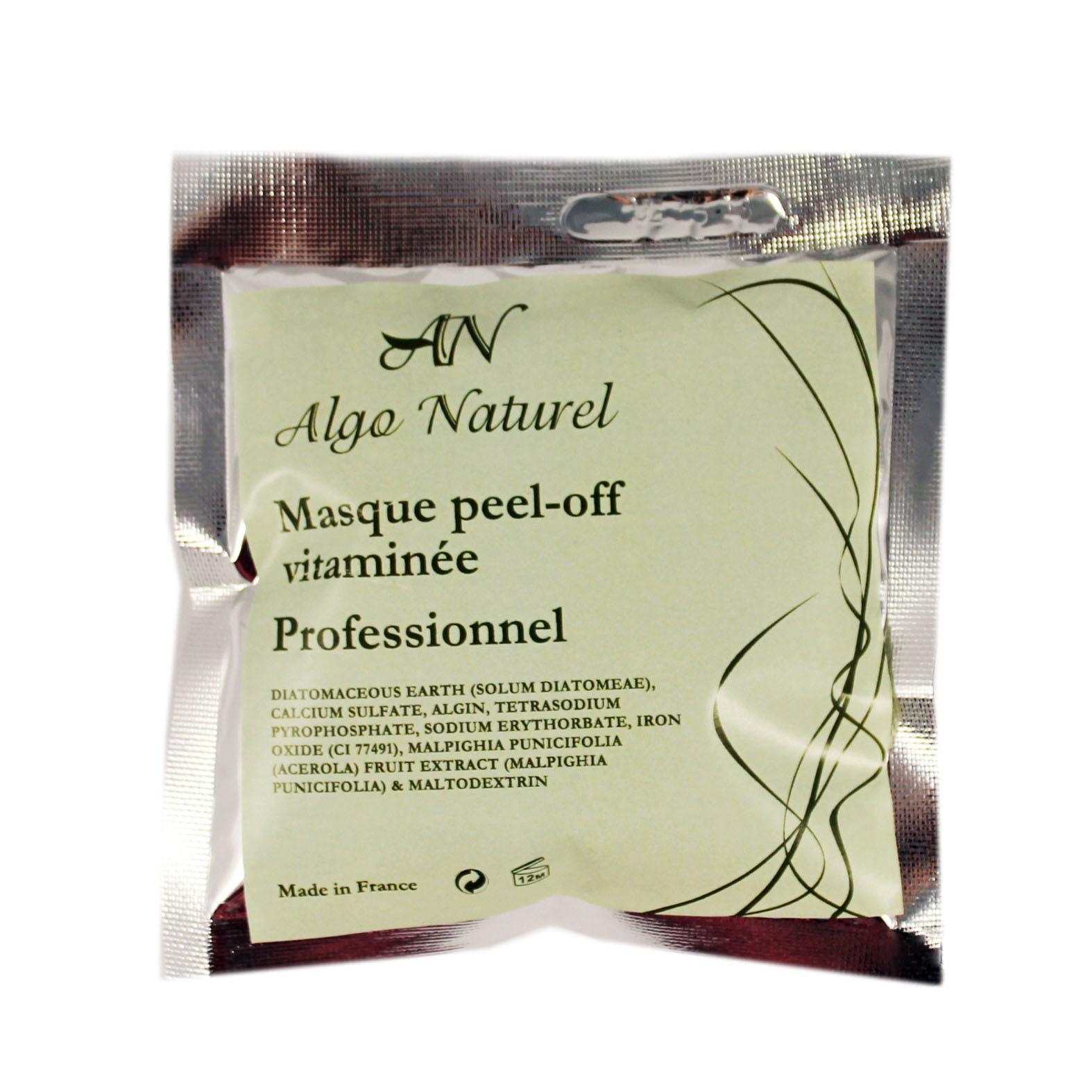 Альгинатная маска Algo Naturel витаминная 25 г
