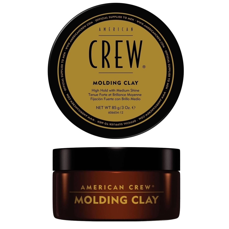 Глина моделирующая для волос American Crew Molding Clay 85 г