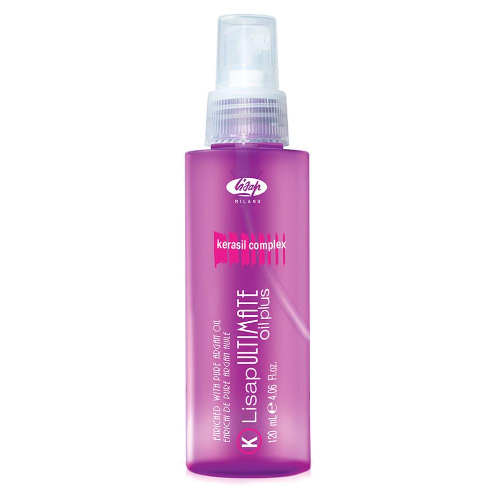 Масло для волос Lisap Ultimate Plus oil разглаживающее и увлажняющее 120 мл