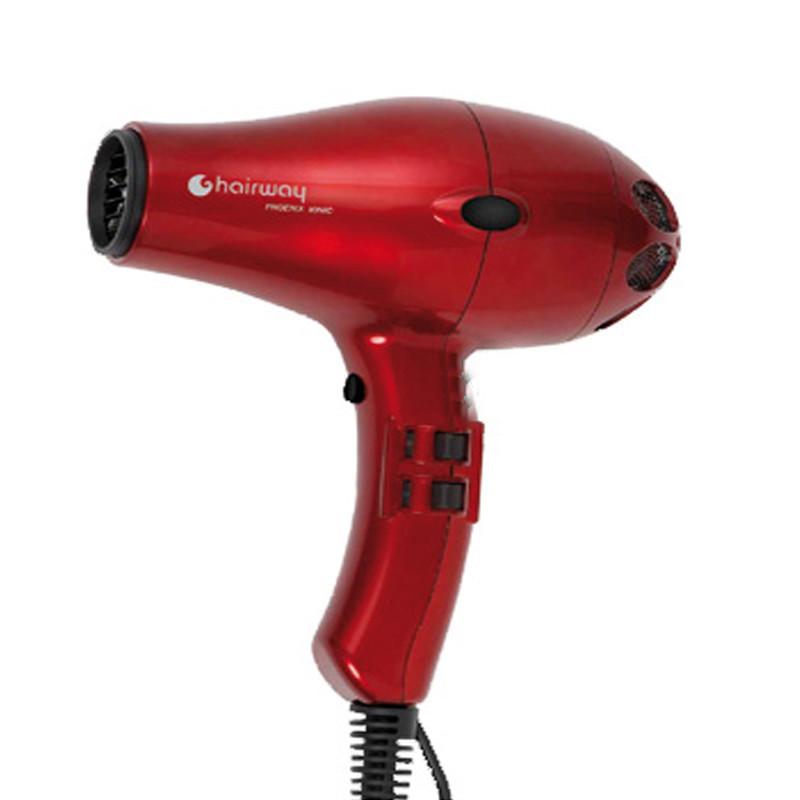 Фен для волос Hairway 3048 Phoenix Ionic + дифузор