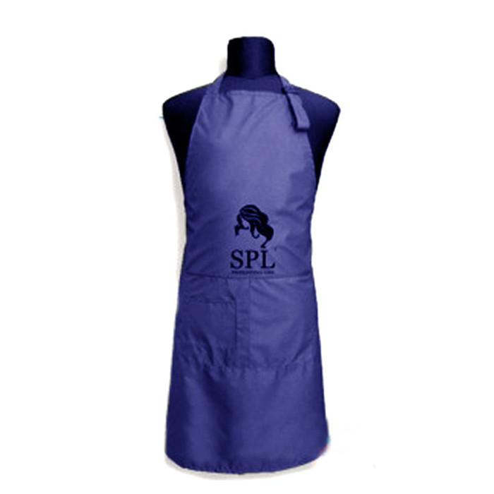 Фартук SPL 905071C Medium односторонний синий