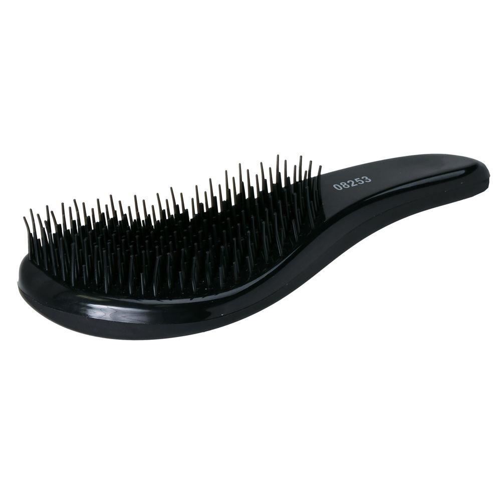 Щетка Hairway Easy Combing 08253 массажная черная