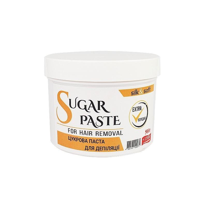 Сахарная паста Silk & Soft экстра 500 г