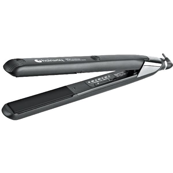 Утюжок для волос Hairway 4104 Black Nano Diamonds Ceramic MCH Technology