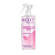 Сыворотка NEXXT Professional Double Renaissance Color для окрашенных волос с экстрактом граната и дикой моркови 200 мл