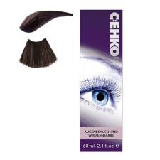 Краска для бровей и ресниц С:ЕНКО коричневый 60 мл