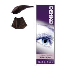 Краска для бровей и ресниц С:ЕНКО светло-коричневый 60 мл
