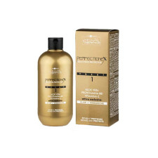 Защитное обесцвечивающее средство Hair Company Inimitable Blonde Bleaching Protector Treatment шаг 1 500 мл