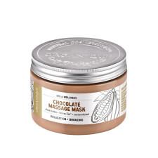 Маска для массажа тела Organique Chocolate 450 мл