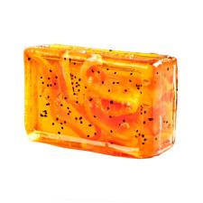 Глицериновое мыло куб Organique Апельсин и Чили 100 г