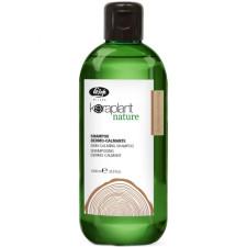 Шампунь Lisap Keraplant Nature Skin-calming успокаивающий для кожи головы 1000 мл
