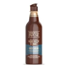 Тоник для волос Immortal Infuse  Hair beer tonic rich salor  300 мл
