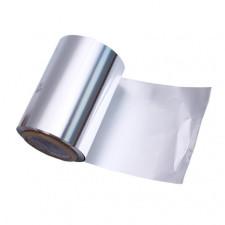 Фольга парикмахерская алюминиевая Kalipso 12 мкм 100 м