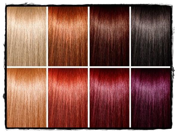 колор синк матрикс краска для волос